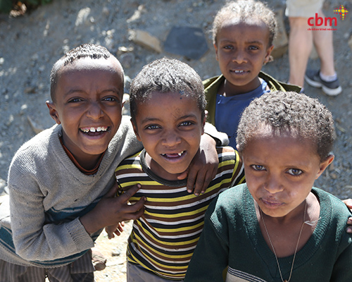 Some of the incredible kids we had a chance to meet during our time in Fiche.